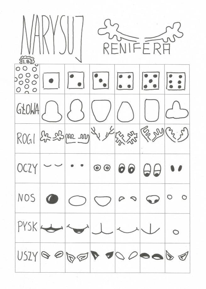 narysuj-renifera