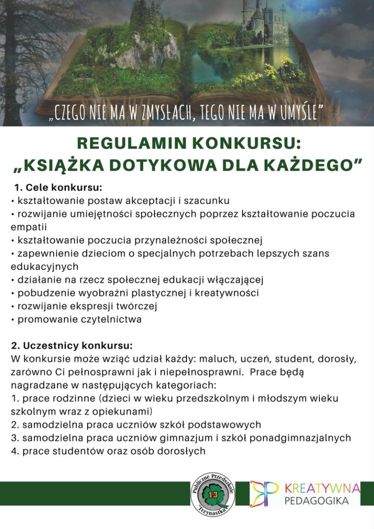 regulamin 1