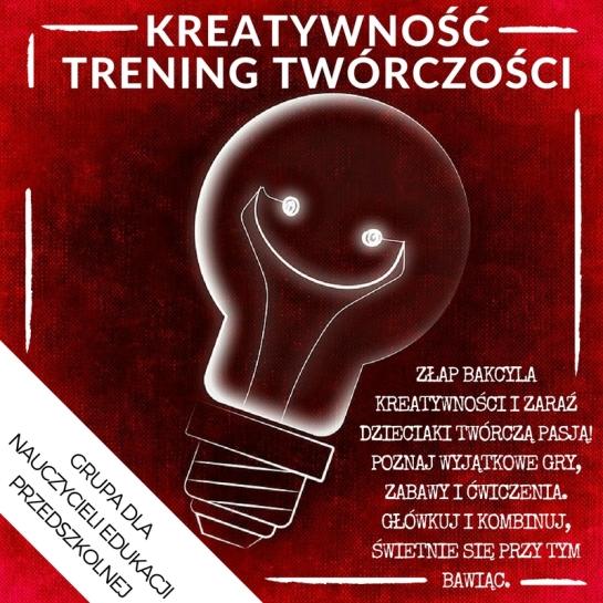 KREAWTYWNOŚĆ TRENING TWÓRCZOŚCI (1)