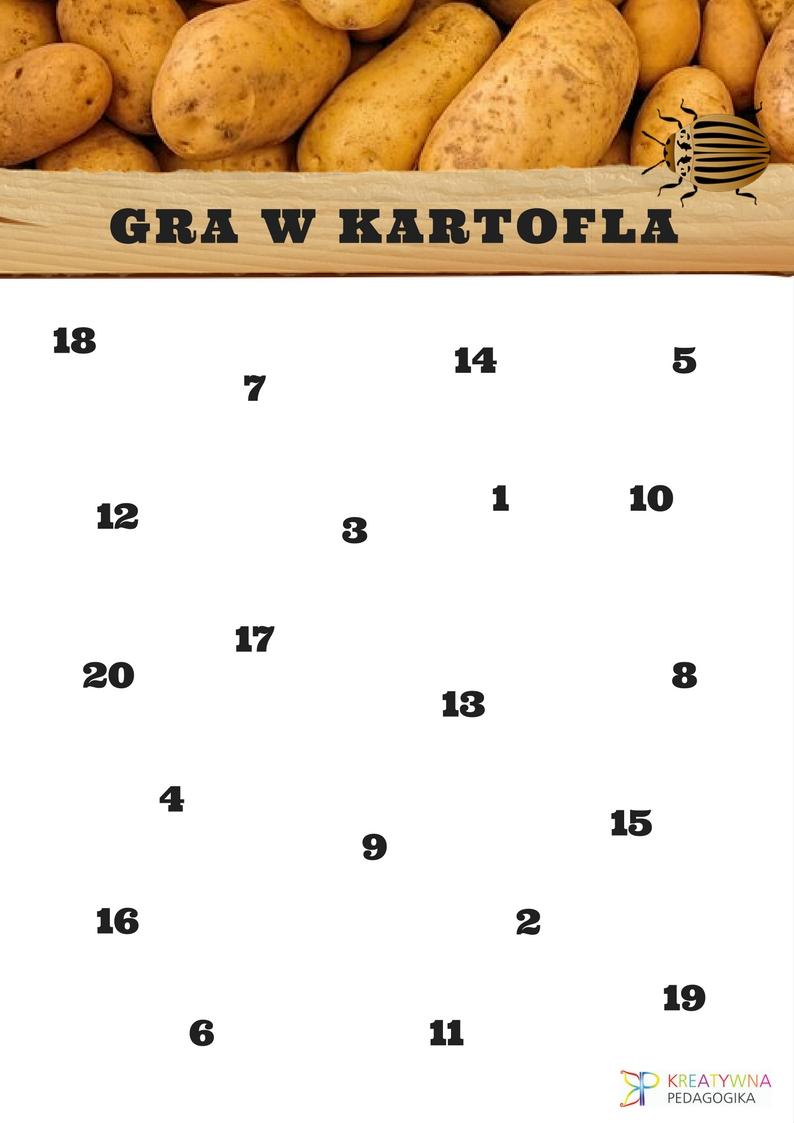 GRA W KARTOFLA