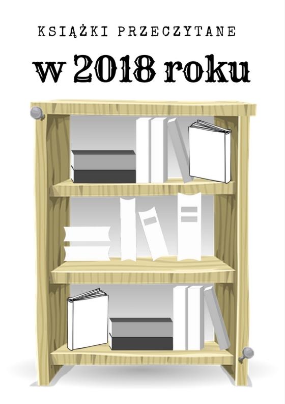 książki przeczytane w 2018 2