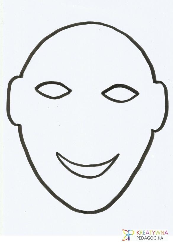 maska dla niesmiałych