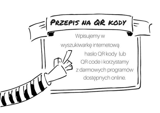 Przepis na QR kody