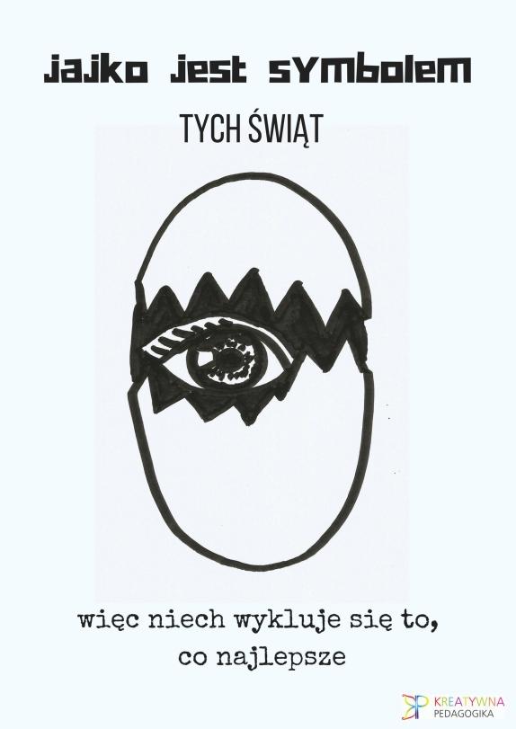 jajko jest symbolem